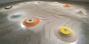Connie Zehr_Atoll_Full Installation 2008